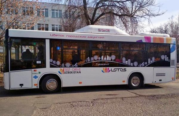 Тарифы на городские пассажирские перевозки в Узбекистане будут учитывать интересы населения