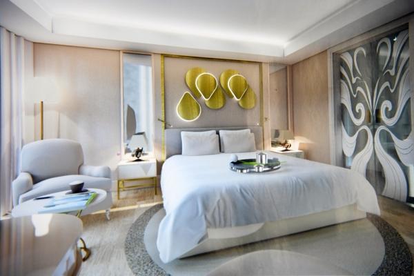 """350 номеров, старое название и никакой усадки: как изменится гостиница """"Чорсу""""?"""