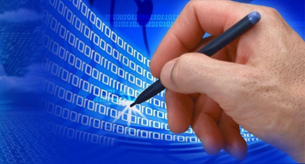 Получение электронно-цифровой подписи займет 40 минут и станет бесплатным для нескольких категорий граждан