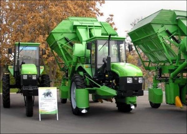 Узбекистан в 2018 году  увеличил производство тракторов и снизил выпуск грузовиков и автобусов