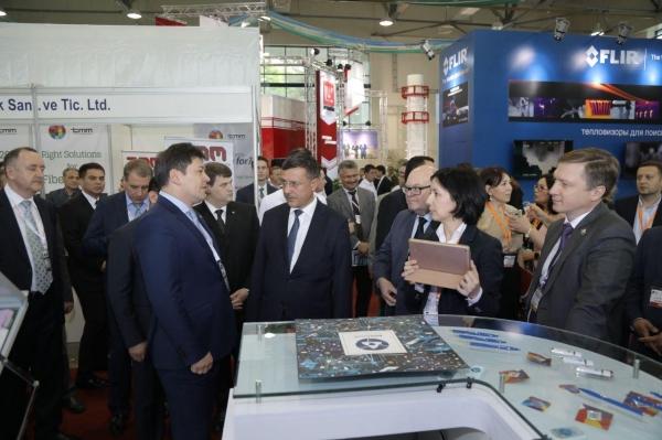 Российские атомные технологии впервые представлены на PowerUzbekistan