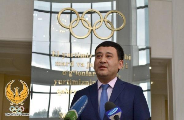 «Наших молодых футболистов будут уважать во всем мире»: Умид Ахматджанов поздравил победителей чемпионата в Москве
