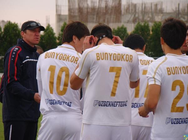 На мели: футболистам «Бунёдкора» не выплачивают зарплату с января