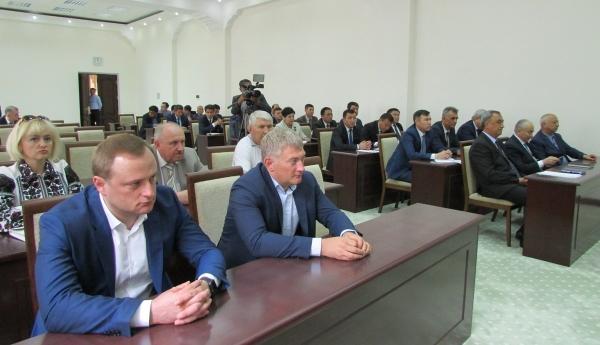 Между Самаркандской и Львовской областями подписан Меморандум о межрегиональном сотрудничестве