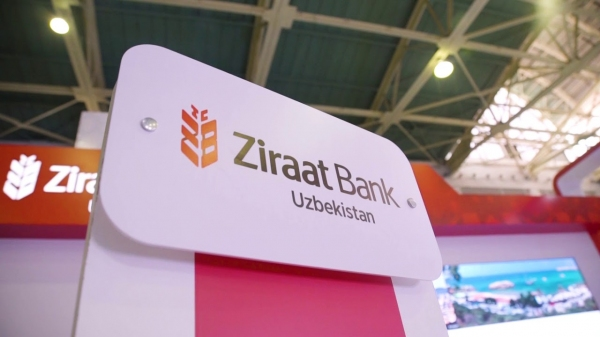 Ziraat Bank Uzbekistan намерен увеличить уставной капитал более чем в 1,6 раза