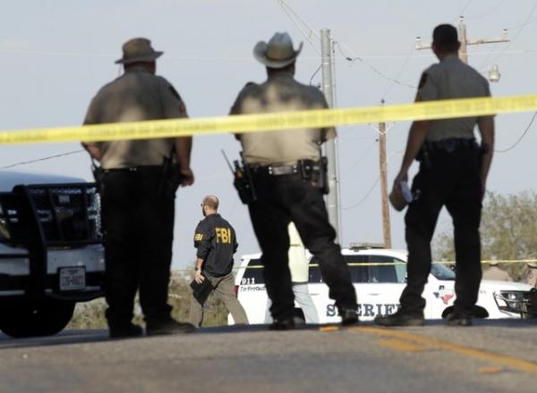 Стрельба в техасской школе: погибли 10 человек