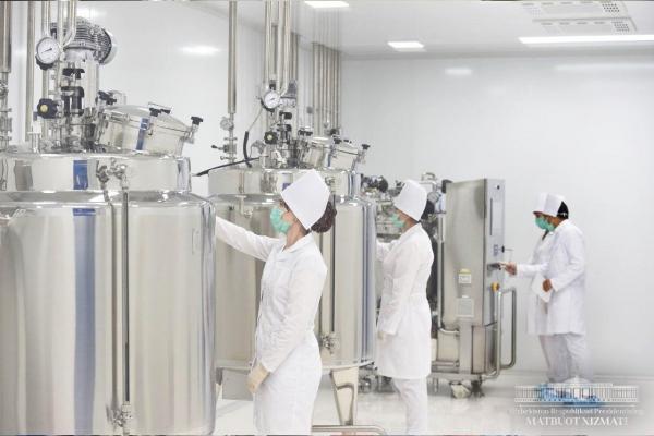 Инсулин, произведенный в Андижане, будет почти в два раза дешевле импортного
