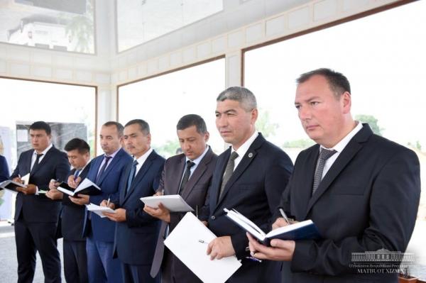 В Андижанской области создадут 51 000 рабочих мест и построят 50 многоквартирных домов