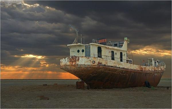 На Аральском кладбище кораблей пройдет фестиваль электронной музыки