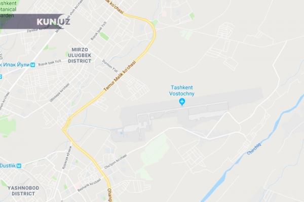 Тошкент вилоятида янги аэропорт мажмуаси қурилмоқда