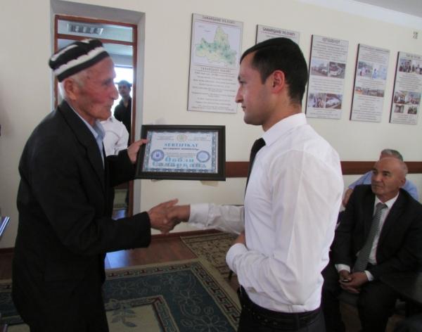 Как в Самарканде готовят журналистов для таджикоязычных СМИ
