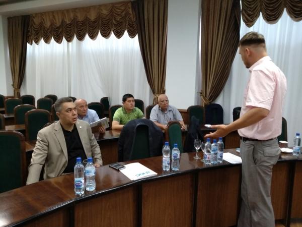 Французские технологии для винодельческой отрасли Узбекистана