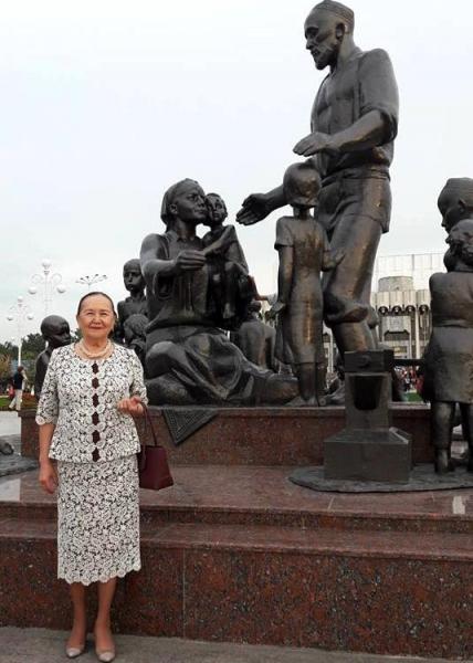 Бахтия Шамсиева: Вспоминая семью кузнеца Шомахмудова