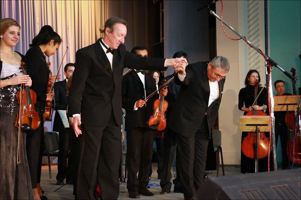 Юбилей «гения скрипки»