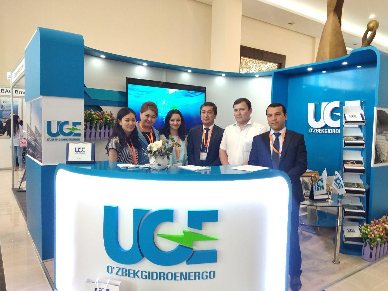 В Ташкенте начала работу выставка Green Ecology Technologies Central Asia