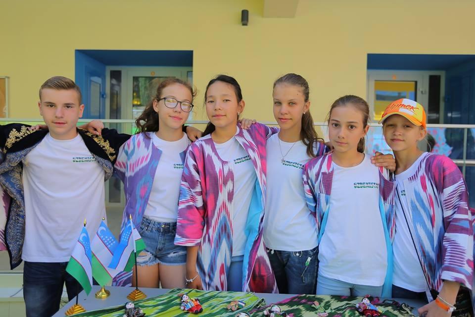 И отдыхать, и танцевать: детский танцевальный коллектив «Жемчужина» принял участие в фестивале в Артеке