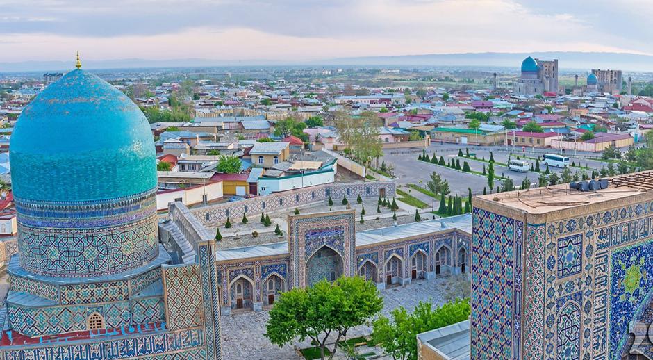 В Самарканде откроется Университет туризма