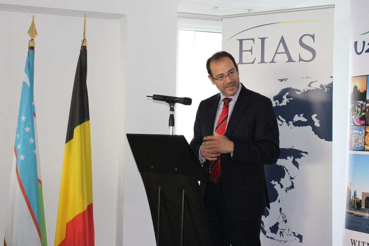 Делегация Минвнешторга приняла участие в заседании Узбекистан – ЕС в Брюсселе