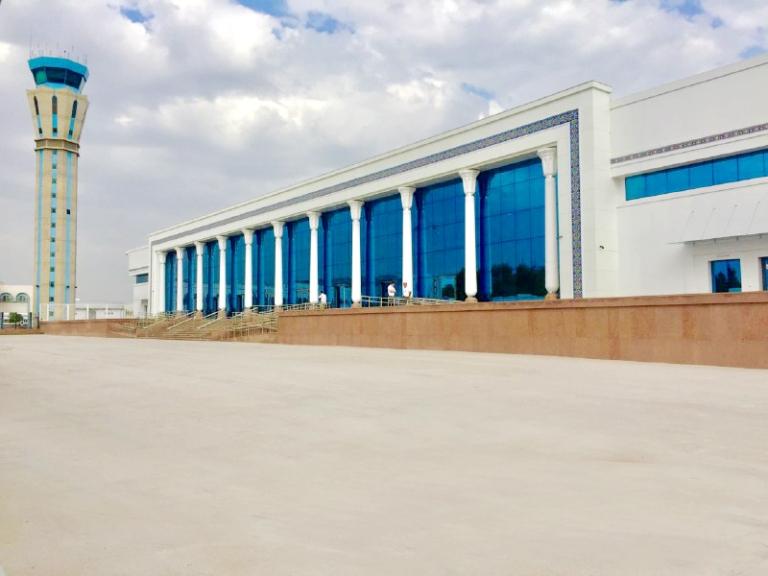«Узбекистон хаво йуллари» открывает новый терминал
