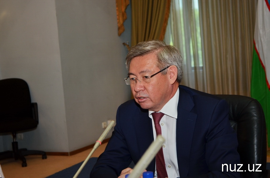Круглый стол в Ташкенте и цифровизация Казахстана