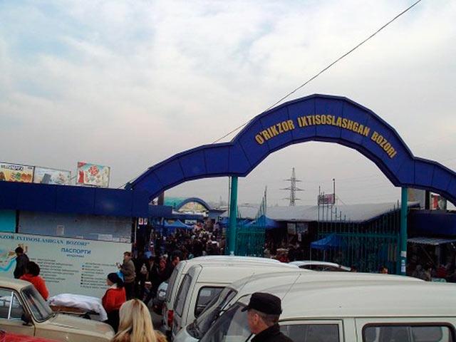 Все крупные оптовые рынки Ташкента могут быть вынесены за пределы города