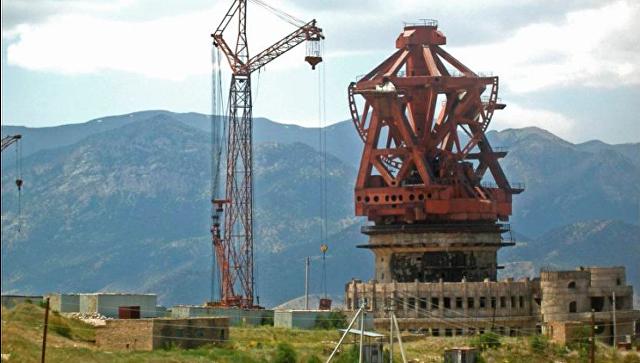 Россия и Узбекистан продолжат строительство радиотелескопа «Суффа»