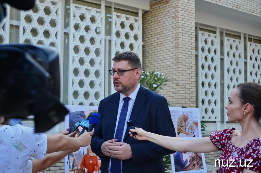 В Ташкенте открылась выставка британских и узбекских керамистов  «Древо жизни»
