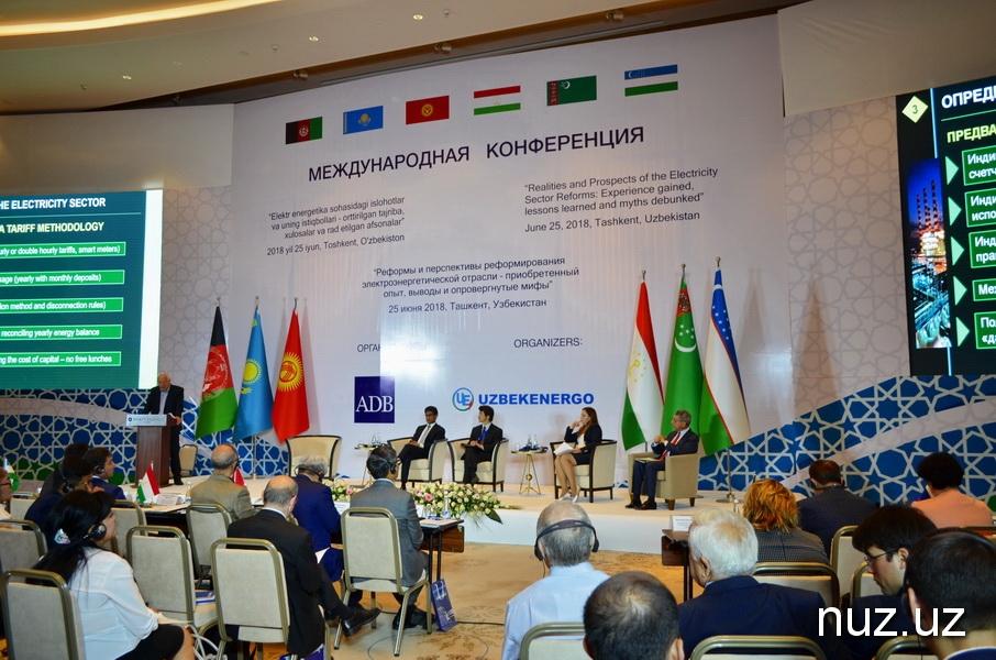 Гидо Кампс: Узбекистан выиграет от строительства АЭС