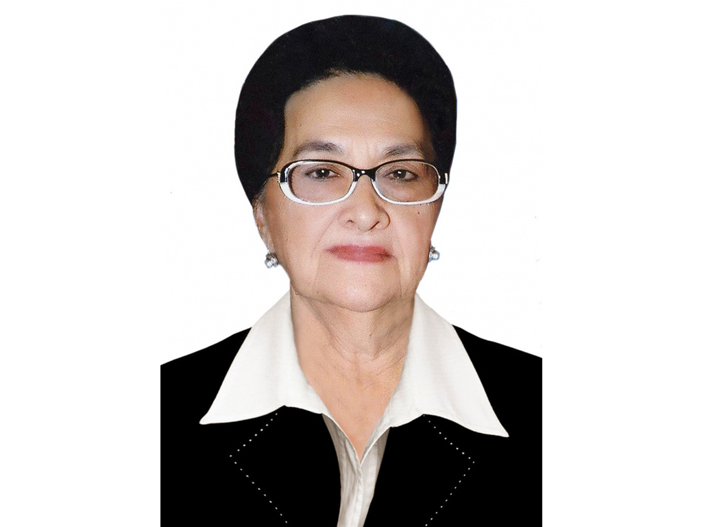 Скончалась Герой Узбекистана, академик Малика Абдуллаходжаева