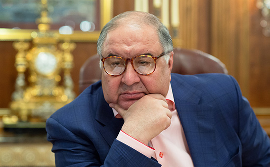 Алишер Усманов: верный сын узбекского народа