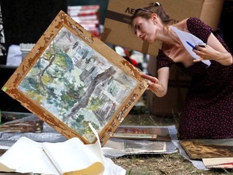 Для покупки произведений у художников и ремесленников создан Совет художественных экспертов
