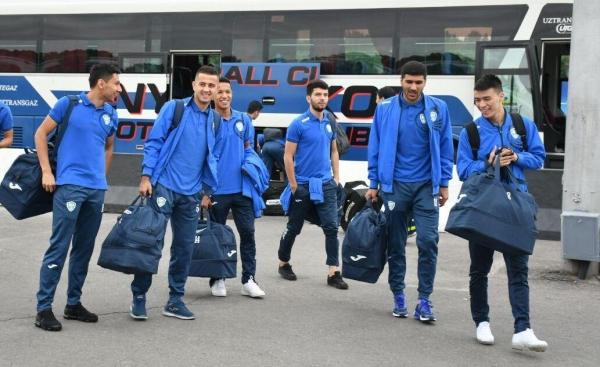 Футбольная сборная Узбекистана сыграет с командой Уругвая
