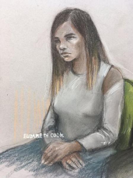 Девушка-подросток признана виновной в подготовке теракта в Британском музее