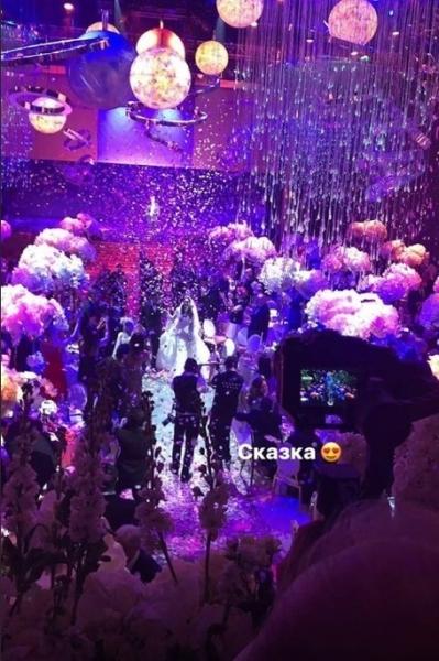 СМИ подсчитали, во сколько обошлась свадьба дочери миллиардера Фаттаха Шодиева