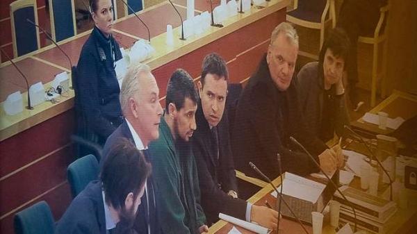 Гражданина Узбекистана приговорили к пожизненному заключению за теракт в Стокгольме