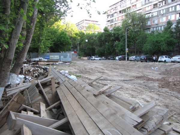 Слово замхокима Ташкента: в столице отменили еще одну стройку