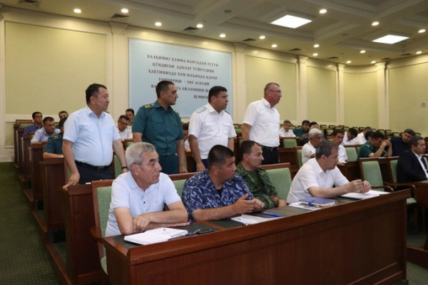 Три месяца сроку: глава города уволил всех районных хокимов