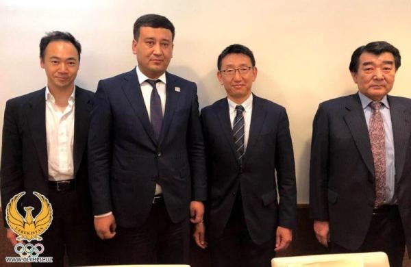 Спортивные врачи из Японии дадут мастер-классы в Ташкенте