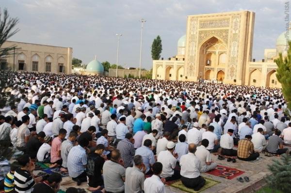 В связи с хайитом узбекистанцы будут отдыхать три дня