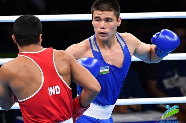 На «Кубке президента Казахстана» узбекские боксеры получили семь наград