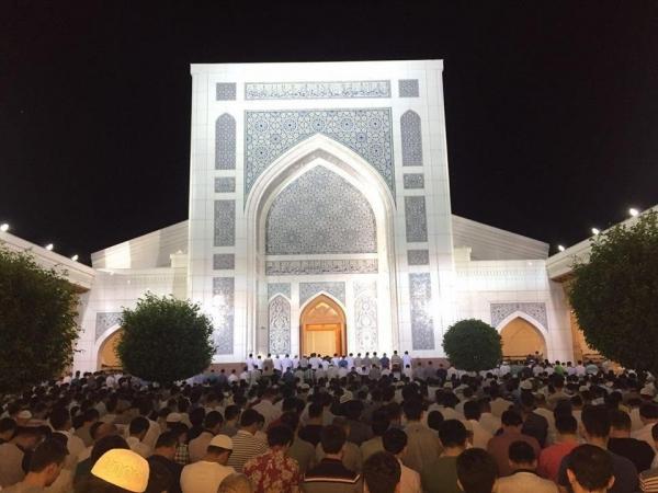 Мусульмане Центральной Азии определились с датой Рамазан хайита