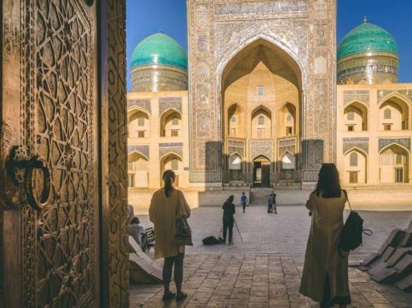 Российские туристы стали чаще выбирать Узбекистан