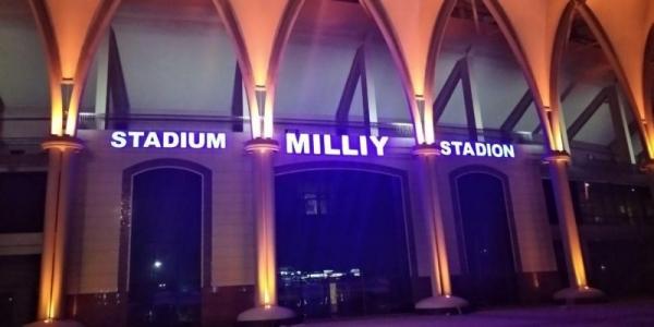 На бывшем стадионе «Бунёдкор» будет построено новое здание Ассоциации футбола