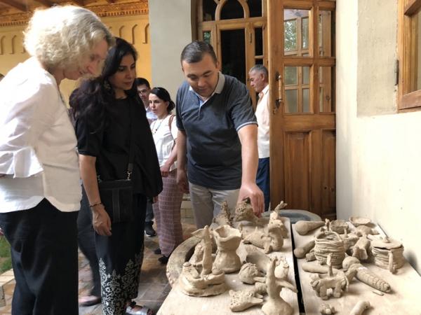 Реставраторы будут проходить стажировки в Британском музее