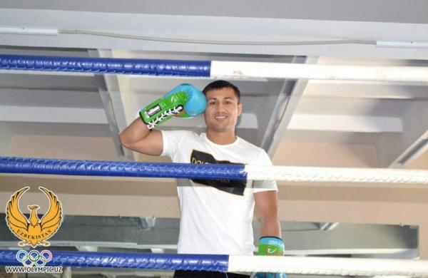 14 июля Фазлиддин Гаибназаров проведет свой пятый профессиональный бой