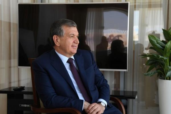 Шавкат Мирзиёев посетит первую игру чемпионата мира по футболу в Москве