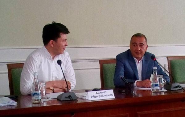 Вместе изменим Ташкент: итоги первого заседания Общественного совета при городском хокимияте