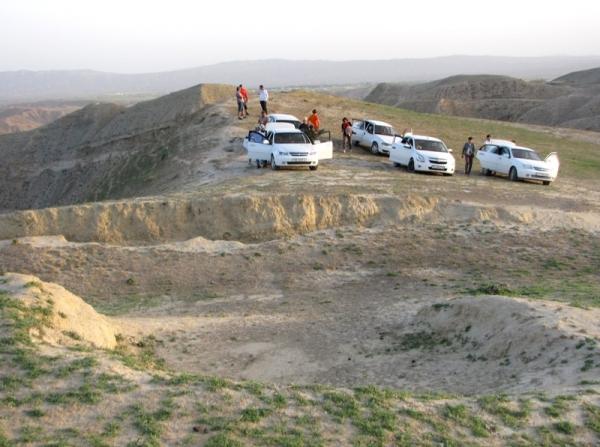 В окрестностях Байсуна. Медиа-экспедиция в Сурхандарью