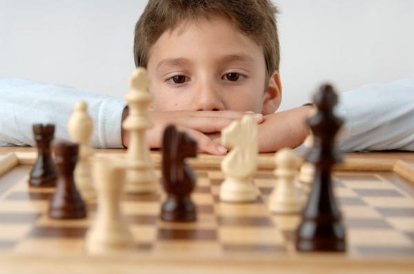 Шахматные курсы для детей стали бесплатными