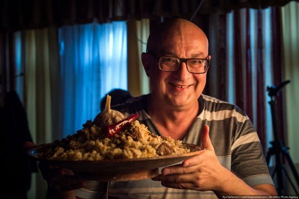 Только для россиян: Сталик Ханкишиев объявил конкурс на лучшее приготовление узбекских блюд (видео)